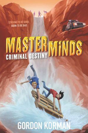 Masterminds: Criminal Destiny book image