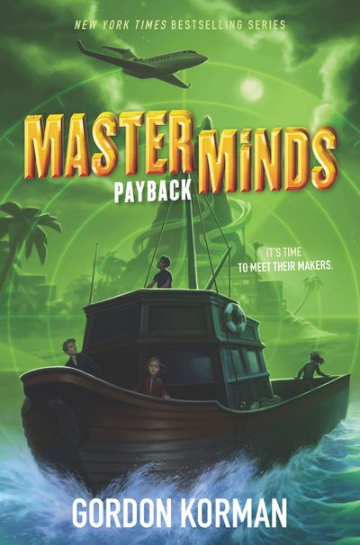 Masterminds: Payback