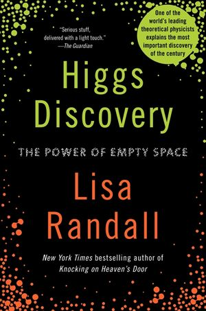 Higgs Discovery: The Power of Empty Space book image