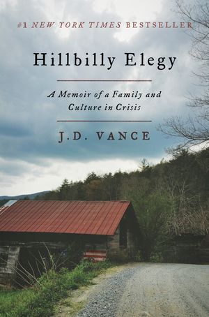 Hillbilly Elegy book image