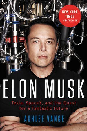Elon Musk book image