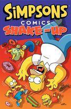 Simpsons Comics Shake-Up Paperback  by Matt Groening