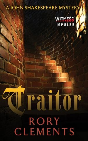 Traitor book image