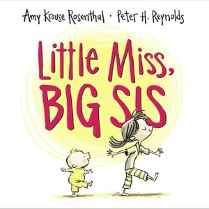 Little Miss, Big Sis book image