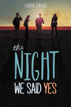 The Night We Said Yes book image