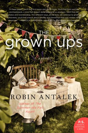 The Grown Ups book image