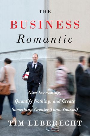 The Business Romantic book image