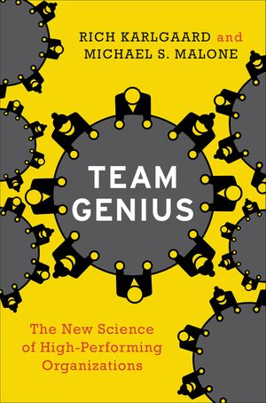 Team Genius book image