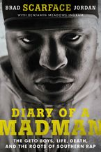 Diary of a Madman Hardcover  by Brad