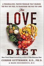 The Love Diet Hardcover  by Connie Guttersen
