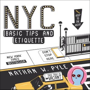 NYC Basic Tips and Etiquette book image
