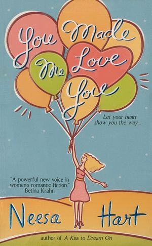 You Made Me Love You book image