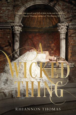 A Wicked Thing book image
