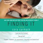 Finding It Downloadable audio file UBR by Cora Carmack