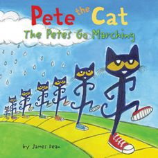 Pete the Cat: The Petes Go Marching