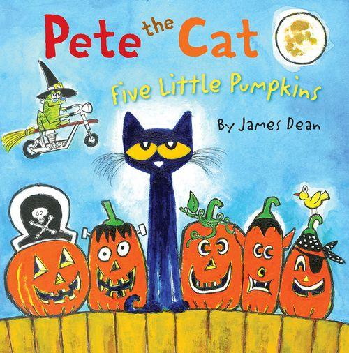 Pete The Cat Five Little Pumpkins Video
