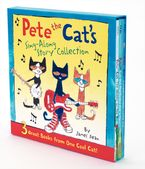Pete the Cat's Sing-Along Story Collection