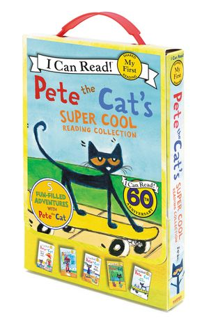 Pete the Cat Books - Browse the Complete List