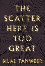 The Scatter Here Is Too Great Hardcover  by Bilal Tanweer
