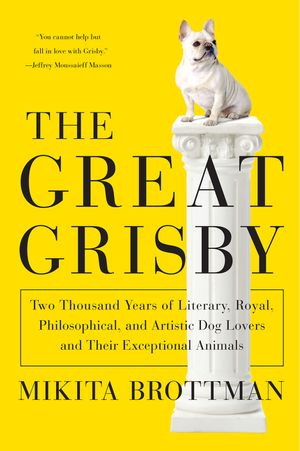 The Great Grisby book image