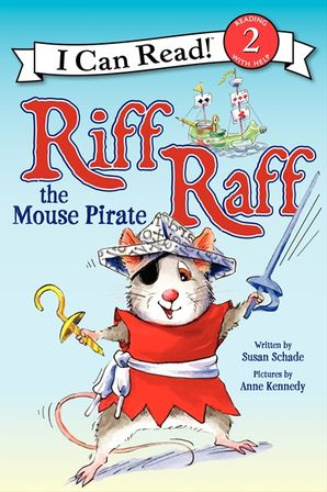 Riff Raff the Mouse Pirate