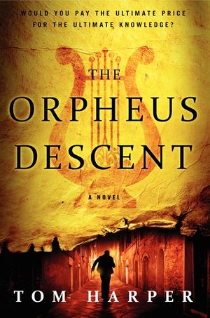 The Orpheus Descent book image