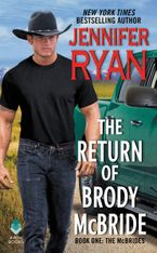 The Return of Brody McBride Paperback  by Jennifer Ryan