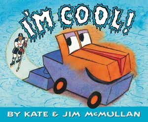 I'm Cool! book image