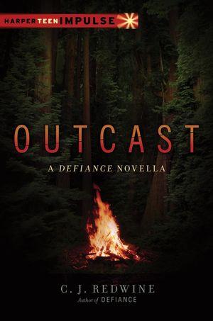 Outcast book image