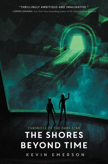 the shores beyond time chronicle of the dark star book 3