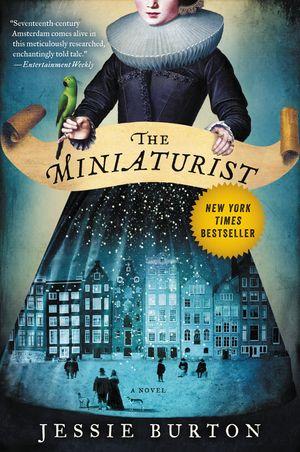 The Miniaturist book image