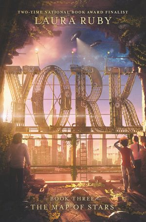 York: The Map of Stars book image
