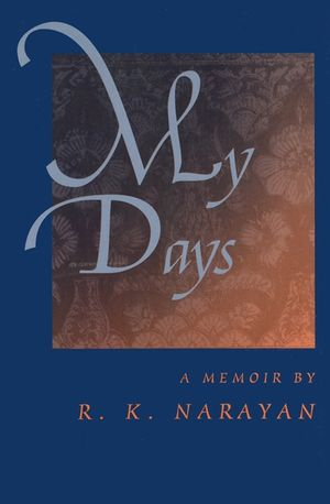 My Days book image