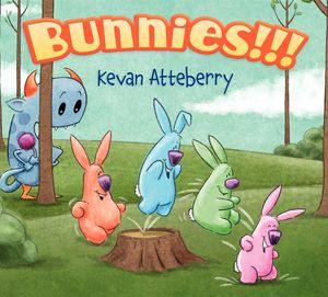 Bunnies!!! book image