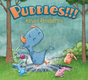 Puddles!!! book image