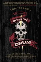 Born to Drum Paperback  by Tony Barrell
