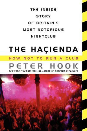 The Hacienda book image
