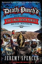 Death Punch'd Paperback  by Jeremy Spencer