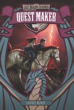 Last Dragon Charmer #2: The Quest Maker - Laurie McKay