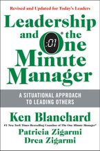 Leadership and the One Minute Manager Updated Ed Hardcover  by Ken Blanchard