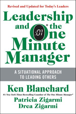 Leadership and the One Minute Manager Updated Ed book image