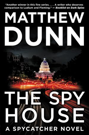 The Spy House book image