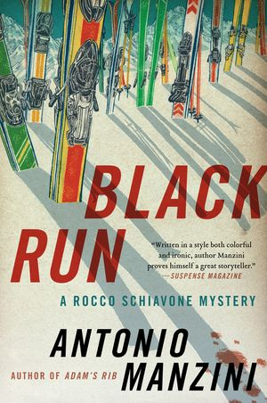 Black Run book image