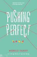 Pushing Perfect Hardcover  by Michelle Falkoff