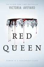 Red Queen Hardcover  by Victoria Aveyard