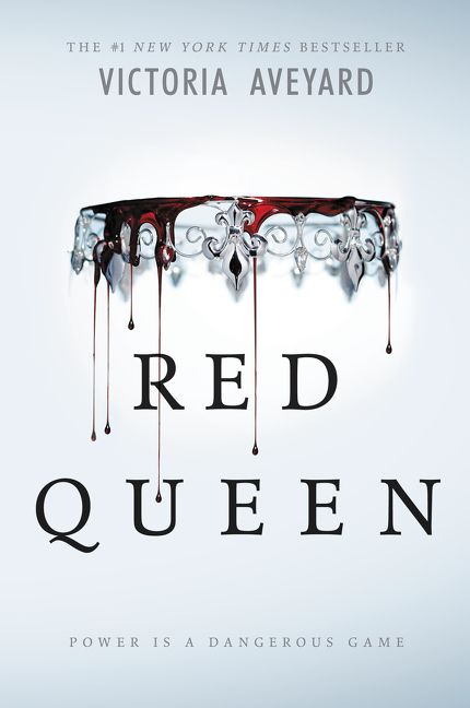 Red Queen by Victoria Aveyard -  The 29 Best YA Book Covers of 2015 as Chosen by Epic Reads Designers
