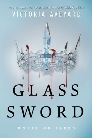 Glass Sword book image