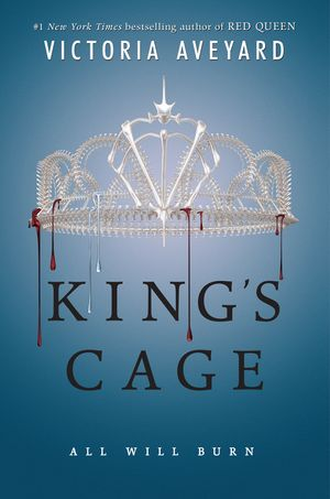 King's Cage book image
