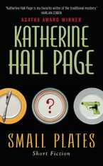 Small Plates Paperback  by Katherine Hall Page