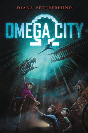 Omega City book image